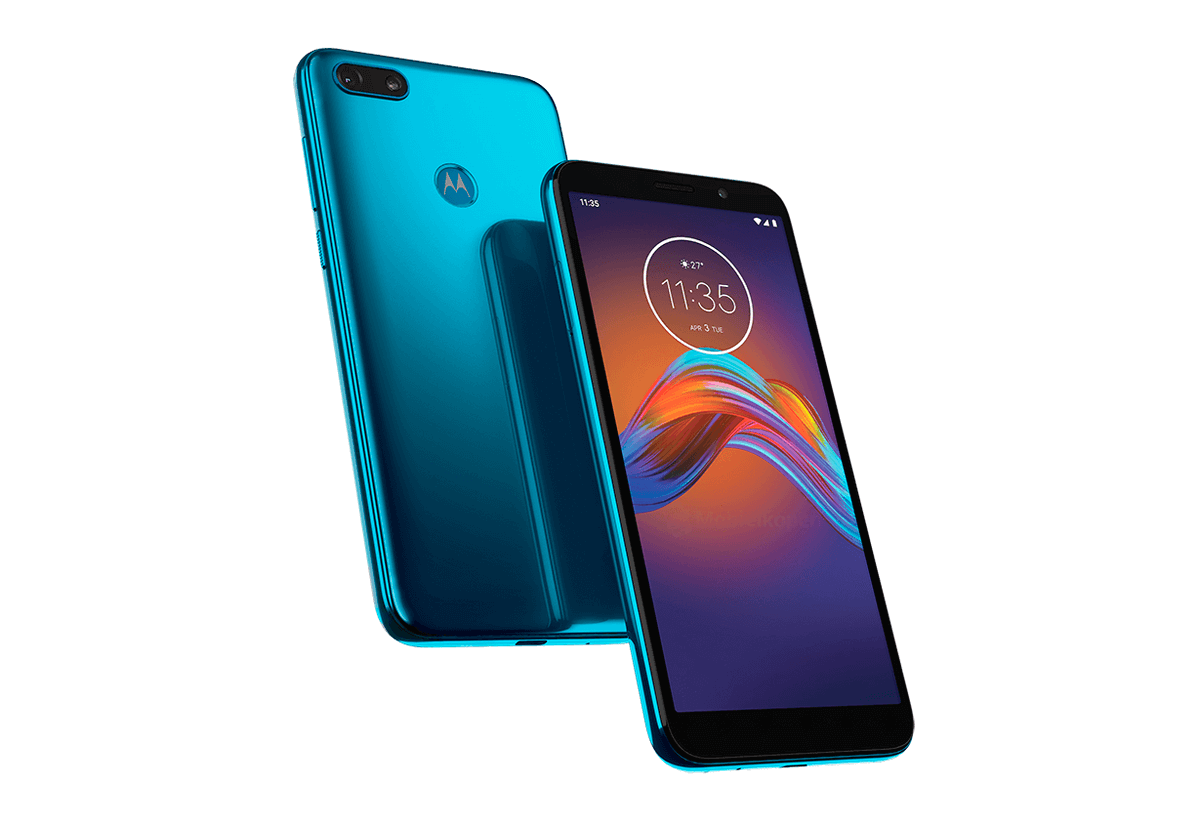 Motorola may add flashy Moto E6 Play to its budget lineup, according to leaked renders