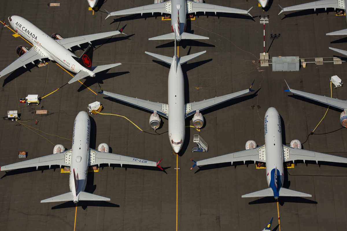 """FAA says pilots complained of """"egregious"""" issues with 737 Max in messages Boeing"""