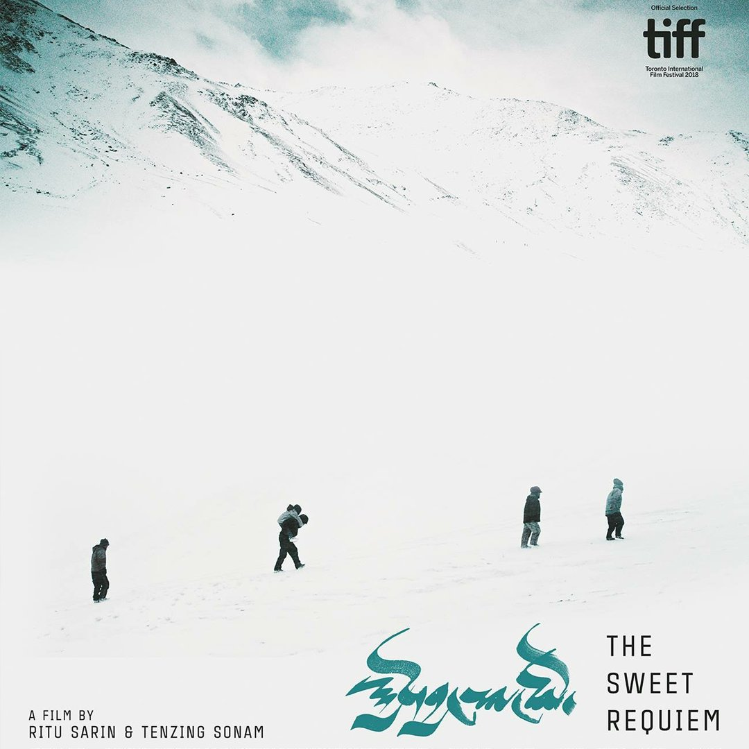 Opening today @cafilminstitute #SmithRafael, @thesweetrequiem filmmakers in attendance Sunday, Oct. 20 - Tix: https://bit.ly/2MTZwtDCo-presented by #buddhistfilmfoundation#tibet #india #buddhism #nepal #tibetan #himalayas  #tibetanbuddhism #asia #buddha #buddhist  #freetibet