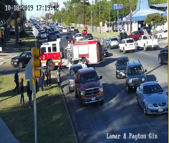 Crash at Lamar & Payton Gin has cleared all lanes of traffic now open! #ATXtraffic #VisionZero