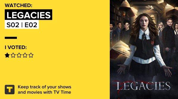 #Legacies