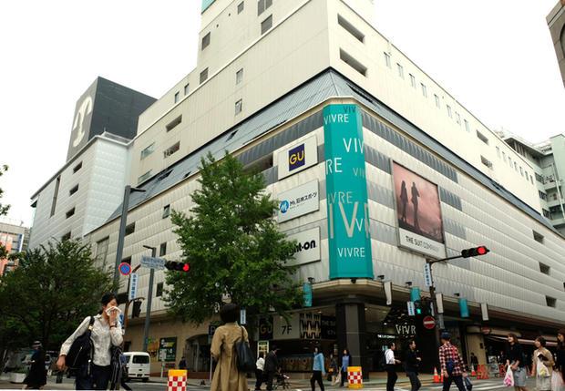 【再開発】福岡・天神ビブレ、2020年2月に閉店へ隣接する天神コア、福岡ビルと一体再開発し、24年春に大型複合ビルに建て替える計画。最終的な閉館時期は調整中という。