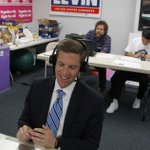 Image for the Tweet beginning: Rep. Mike Levin raises twice