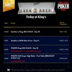 WSOP : Espen Sandvik wins Event #5: €2,500 8-Game Mix PokerroomKings. It's his first-ever WSOP cash, earning him €75,426 & his first bracelet! http://bit.ly/31oz1BP  http://bit.ly/2OYxfoA  (via #PokerGene™ https://twitter.com/WSOP/status/1185333106917560320 …)