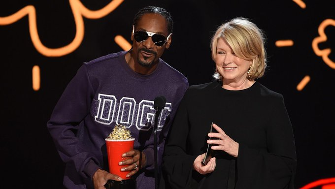 Happy Birthday, Snoop Dogg!! A History of His and Martha Stewart\s Friendship: