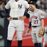 Live Sports - #PokerGene™ - SportsCenter : First batter of the night. Homer.  The Yankees aren't messing around.  (via MLB) http://bit.ly/2MwvdKR  (via Twitter https://twitter.com/SportsCenter/status/1185336935834882049 …)