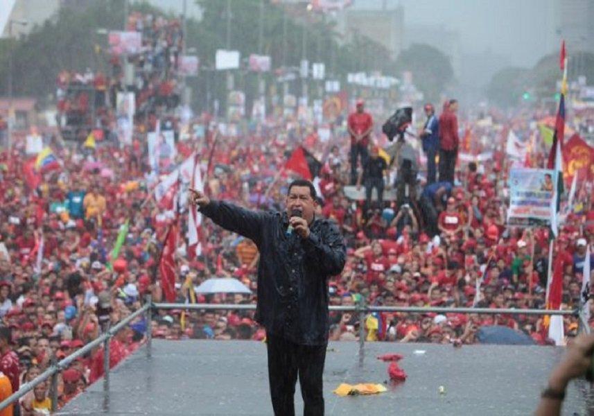 #EspecialMippCI 🔎|  ¡Chávez es un Pueblo!.      Lea más ⏩ https://t.co/s9MoulbQzK https://t.co/Qo8stvW0GO