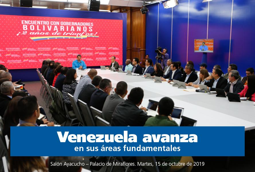 #PublicacionesMippCI 📚 | Venezuela avanza en sus áreas fundamentales. Descargue aquí 📥  https://t.co/74cWHtfNQI https://t.co/FUFRYPEAdU