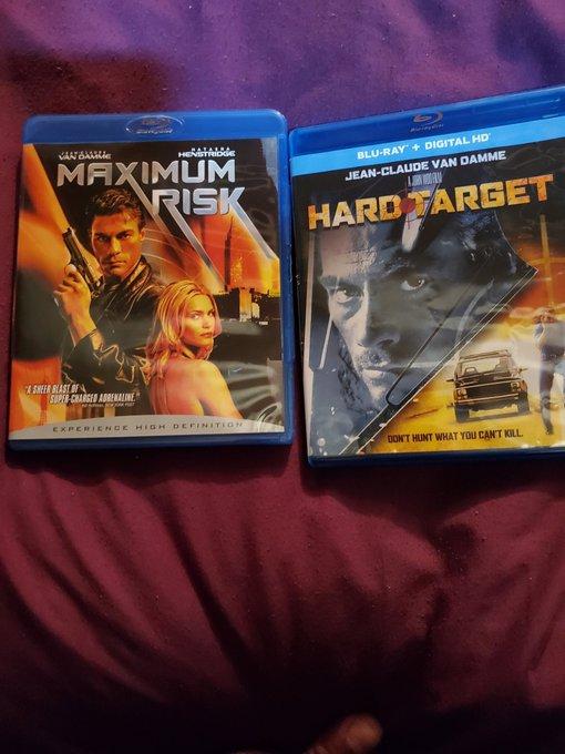 Happy birthday to Jean-Claude Van Damme   My favorite film of his...Maximum Risk