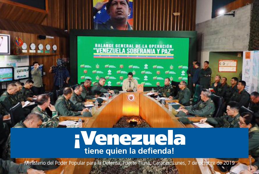 #PublicacionesMippCI 📚 | ¡Venezuela tiene quien la Defienda!.    Descargue aquí 📥 https://t.co/LjikWs525l https://t.co/lwB8CgEHec