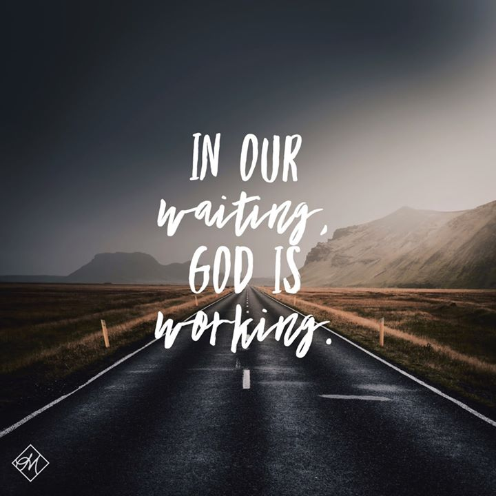 What God is preparing you for is worth the wait.