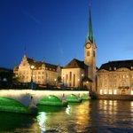 Image for the Tweet beginning: Australian cities to Zurich, Switzerland