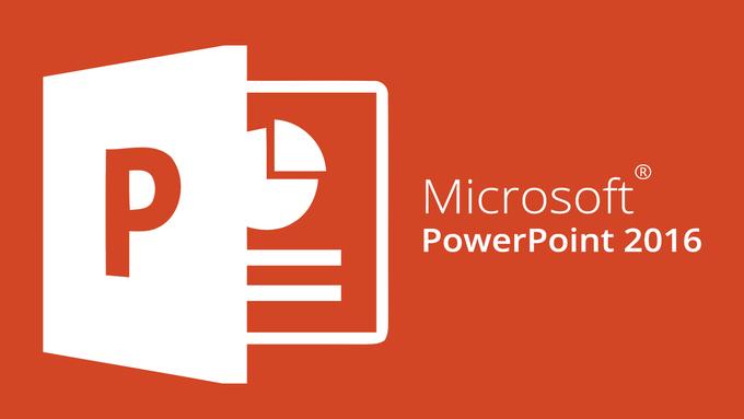 تعلم كيفية البيانات برنامج Powerpoint2016
