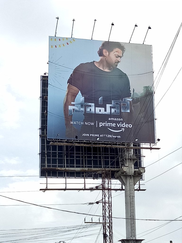 The most misunderstood movie of the year is now available on Amazon Prime Video.  #Saaho <br>http://pic.twitter.com/DL3dR3G1j4