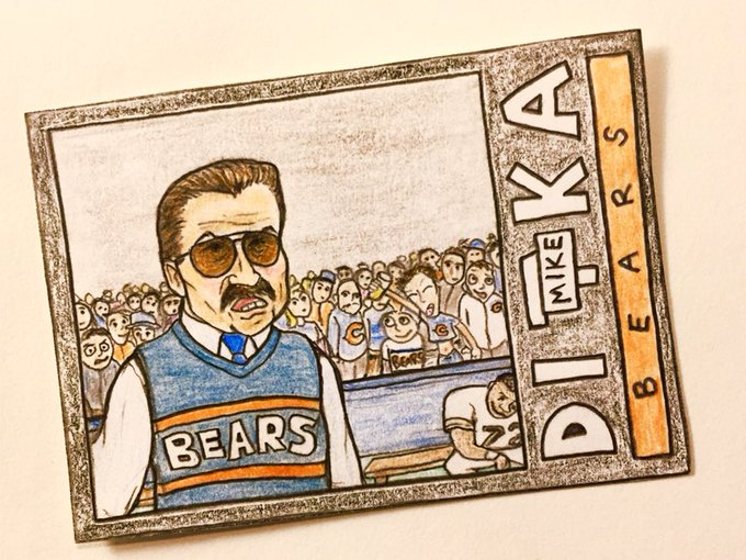 Happy birthday, Mike Ditka!