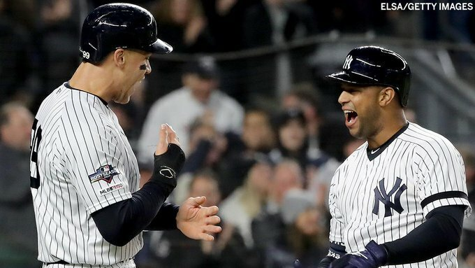 Live Sports - #PokerGene™ - SportsCenter : Yankees keep their season alive and beat the Astros to get the series to 3-2!  Game 6 in Houston is setting up to be a good one 🍿 http://bit.ly/32trHXd  (via Twitter https://twitter.com/SportsCenter/status/1185377847550074882 …)