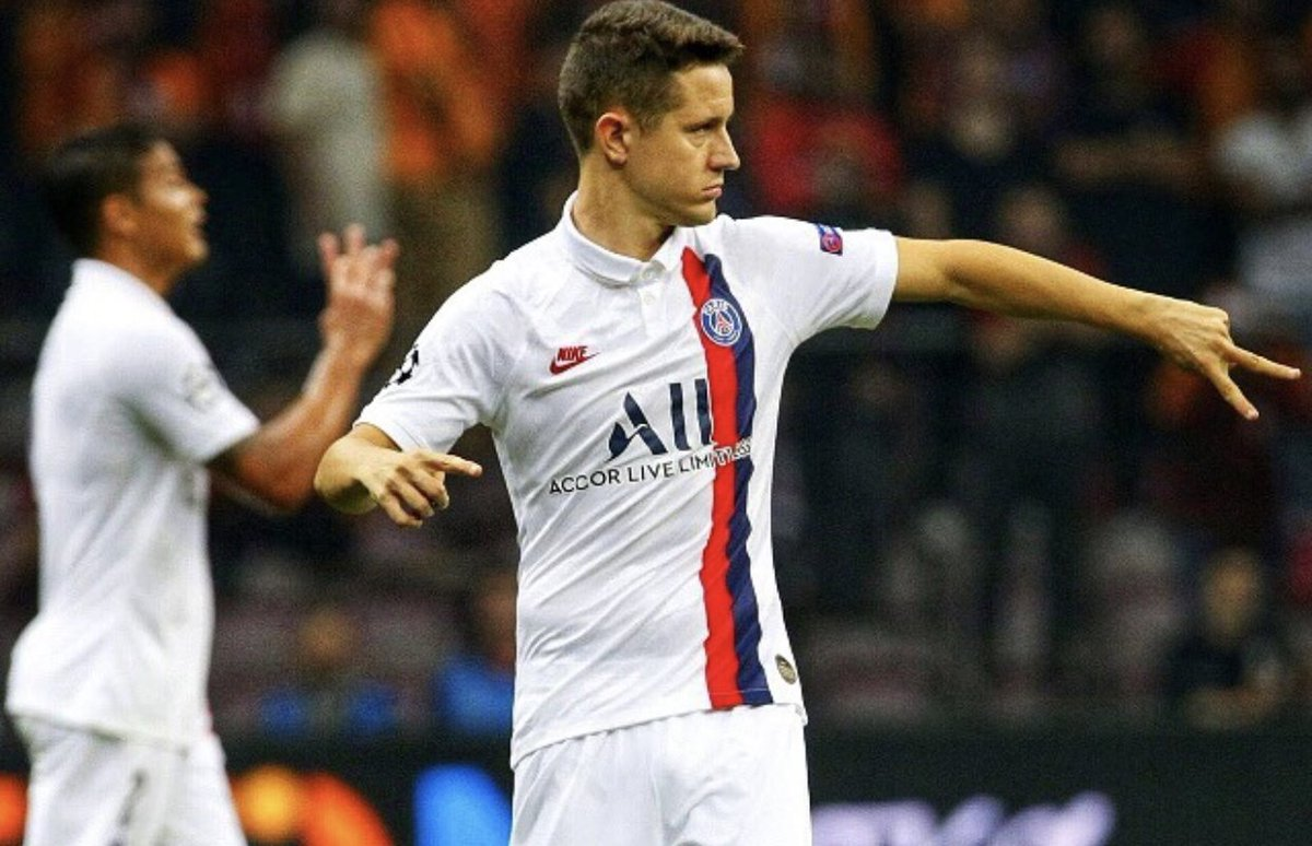 Ander Herrera's stats v. Nice:  Most passes completed (69) 93% pass accuracy 3 chances created 100% dribbles completed 3 tackles 3 ball recoveries  Effective   #PSG #Ligue1 <br>http://pic.twitter.com/3HwD4VS8R7