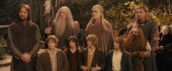 Happy birthday Howard Shore. His score enhanced the epic of the Lord of the rings trilogy: