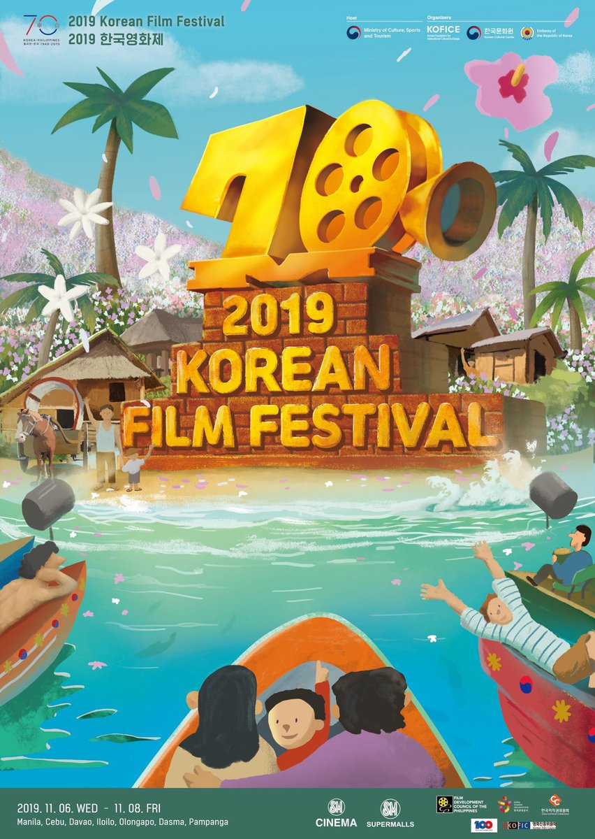 The Korean Film Festival is finally coming back this November! Join us at the opening day on Nov. 6 at the Samsung Hall in SM Aura and at the regular screening days on November 7 and 8 at SM Fairview!  Head on over to our Facebook page for the contest guidelines. <br>http://pic.twitter.com/a1azGOfW3a