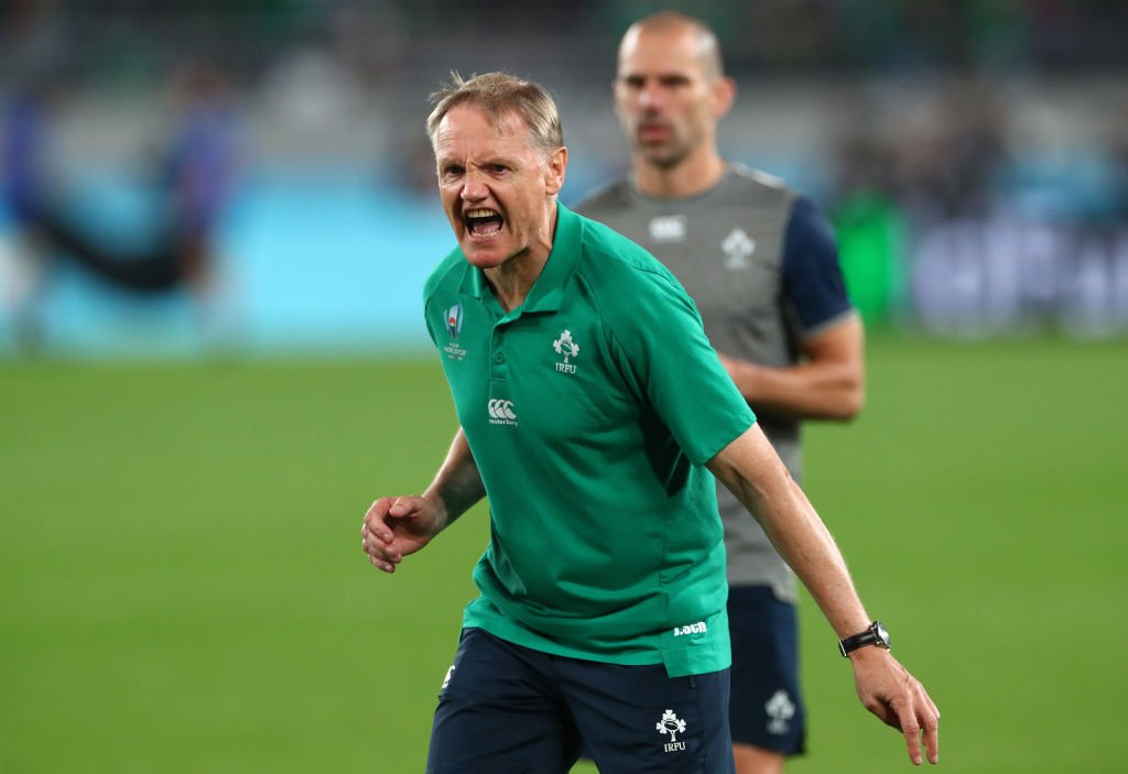 test Twitter Media - KICK-OFF!! Live updates Ireland ☘️ meet as New Zealand 🇳🇿 and bid for a place in the #RWC2019 semi-finals  Blog: https://t.co/3SJ6By6YgO  #NZLvsIRE https://t.co/2H2kvnCJZn