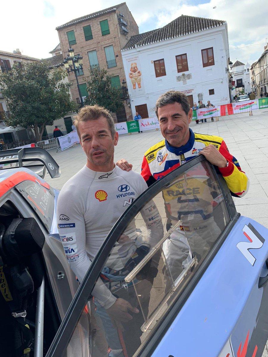 SCER + CERT: VI Rallye Ciudad de Granada [18-19 Octubre] - Página 2 EHO5xphWkAACDT-