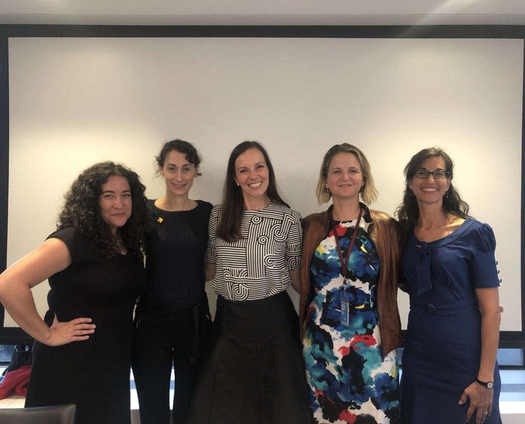 #Flashback to just a few weeks ago when our Global Advocacy team traveled to New York to discuss the progress made on the global #SDGs since their adoption. Read here about our five key takeaways from the summit: https://www.womenforwomen.org.uk/blog/5-things-we-learned-united-nations-sustainable-development-goals-summit…  #UNGA #GlobalGoals