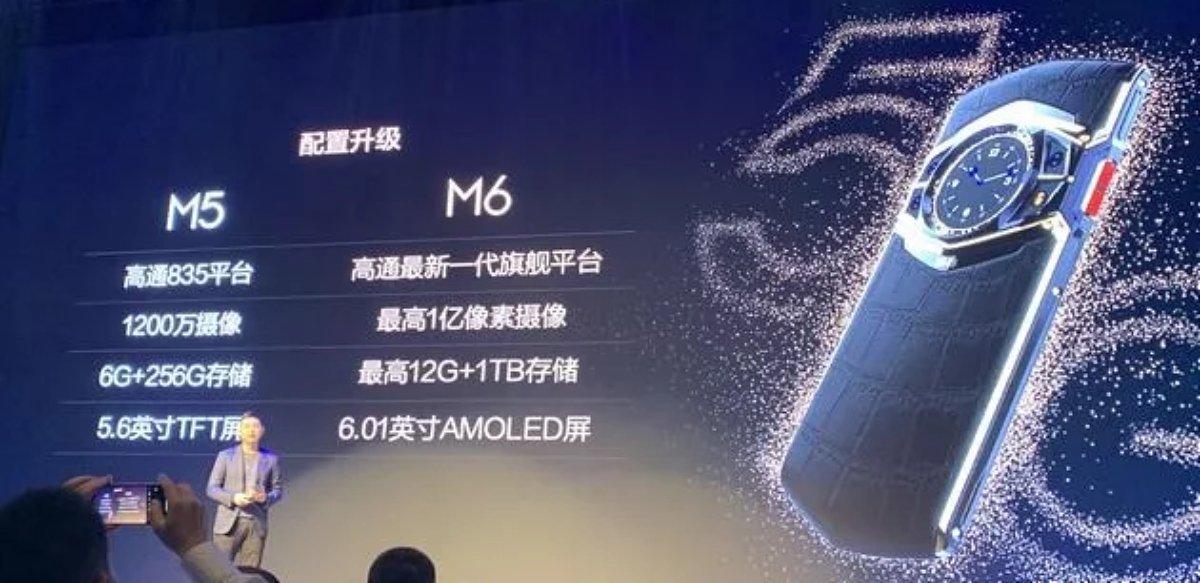 El primer smartphone con Snapdragon 865 ha sido anunciado, y es el 8848 Titanium M6 5G – 8848, una marca de teléfonos móviles de lujo de China, celebró una conferencia de estrategia de marca 5G en Beijing,…