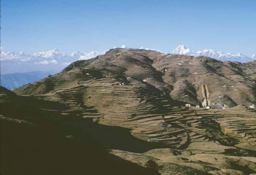 Sindhupalchowk, #Nepal in 1973.