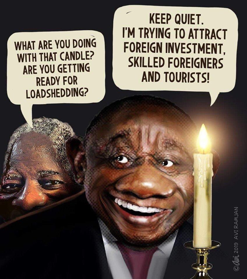 Don't invest in ZA and reverse all aid immediately. @GOVUK @realDonaldTrump #UNGA