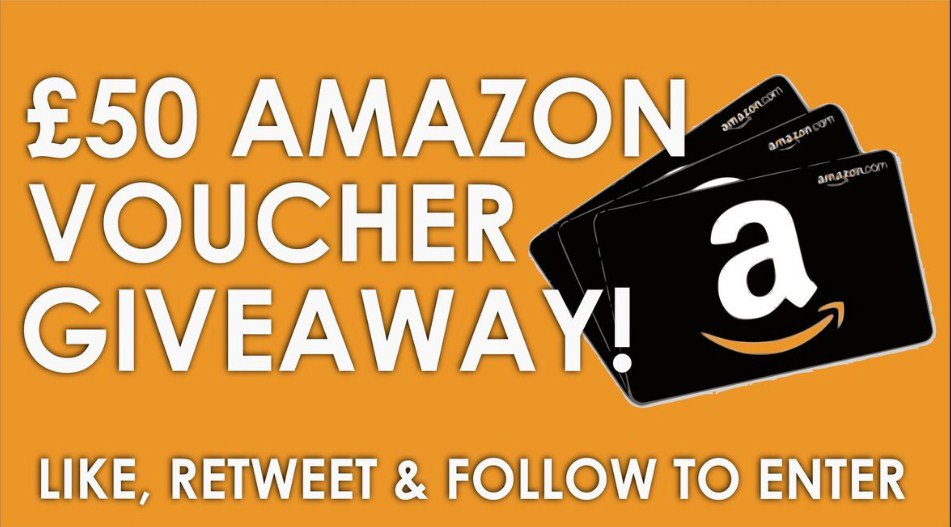 Happy #SaturdayMotivation ! #COMPETITION Win £50 Amazon voucher To enter, Just follow @mvouchercodes1 RT &  Visit:  http:// bit.ly/2wjaK2Z       (Must search your favorite stores)  Use #Mvouchercodes Luck (Y) #LikeToWin #Giveaway #TagAFriend #SaturdayThoughts #Win #SuperSaturday #gift<br>http://pic.twitter.com/zwVh0hN86O