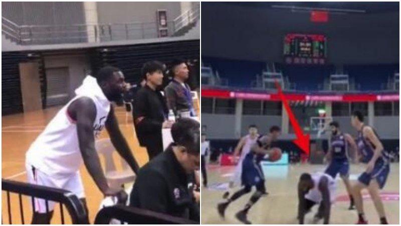 【影片】場下學中文喊防守!為何舞王只打了15分鐘?因為他被對手盯上了!
