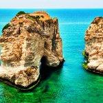 Image for the Tweet beginning: Lyon, France to Beirut, Lebanon