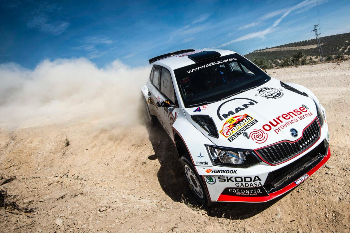 SCER + CERT: VI Rallye Ciudad de Granada [18-19 Octubre] - Página 2 EHOfei0WsAAGP3-