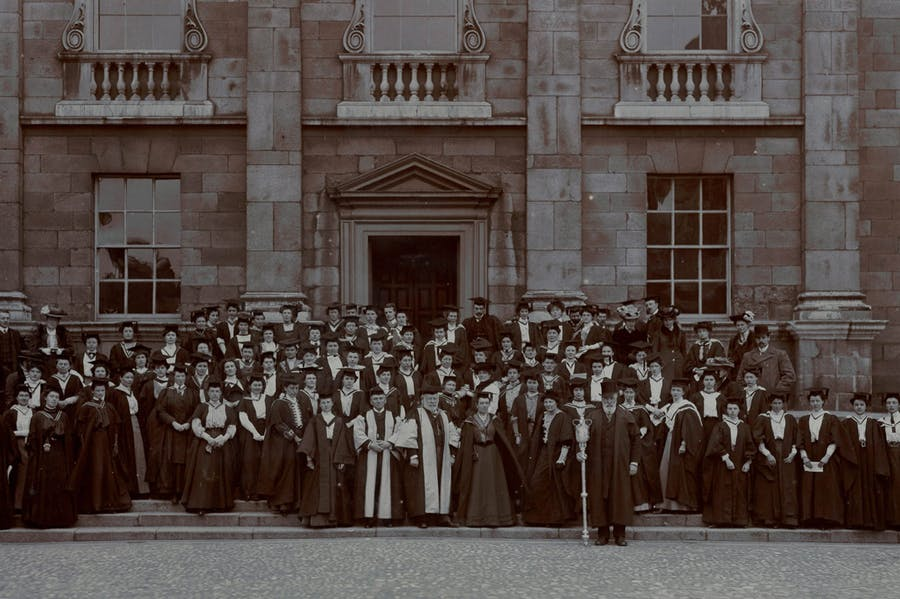 'No Gowns for the Girtonites' and 'Frustrate the Feminine Fanatics': 150 years of women at #Cambridge:      http://bit.ly/31vAkim #history  #feminism