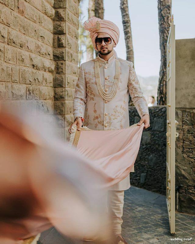 Sabreen & Tanuj, 2019. #TAREEN  #weddingphotography #groom #groomswag #gettingready #groomdress #weddingjewellery  #jewellery #sherwani #wedding #weddingsutra #destinationwedding #candidphotography #indianwedding #colorful #weddingphotographer #zowed #we… https://ift.tt/2MVmwbH