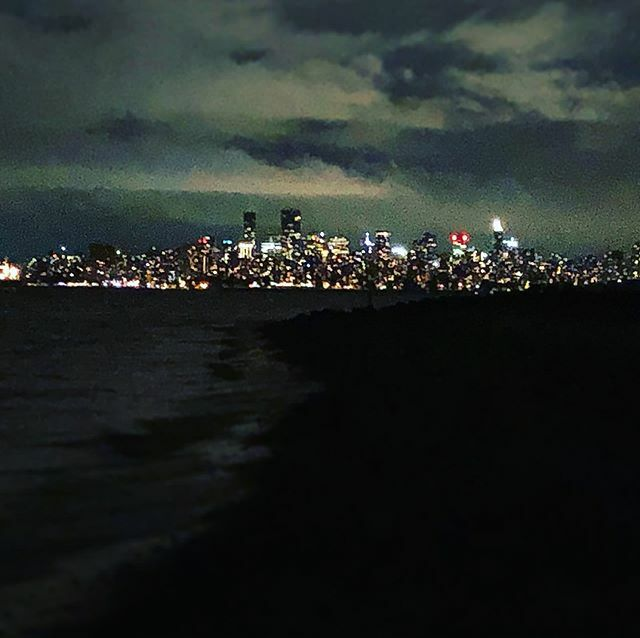 I'm lucky to be able to live the life of a farmer but be only a short drive from such a cool city and scenery. #vancouver #spanishbanks #cityscape #nightcitylights https://ift.tt/35ShKVp