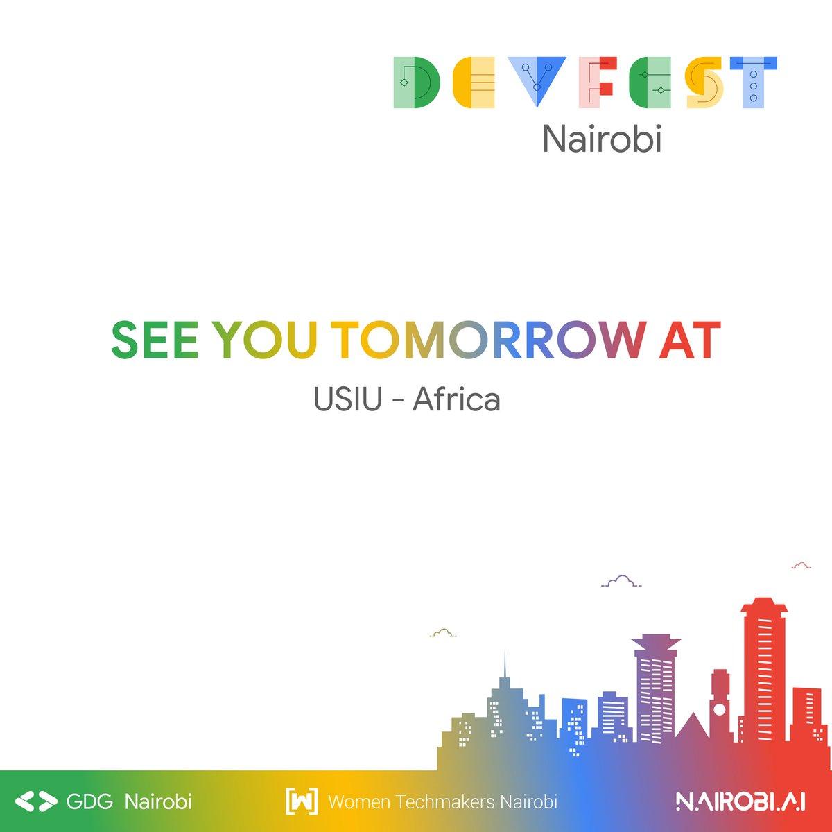 It's here... up and running #DevFestNairobi<br>http://pic.twitter.com/7nniIlmIzK