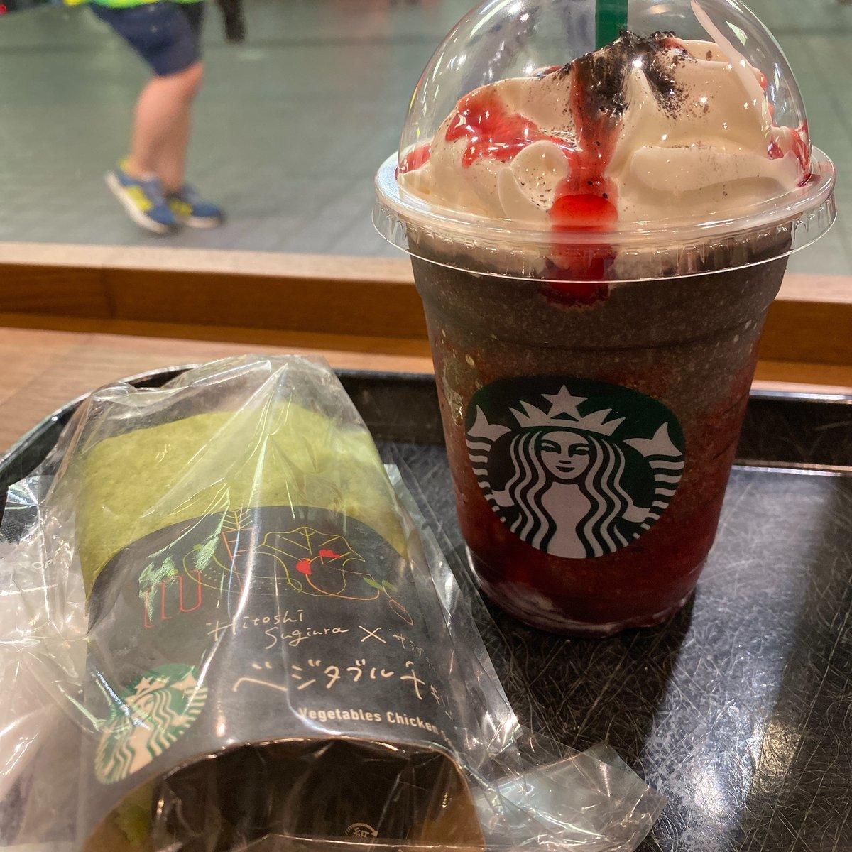 いつもは220円のアイスコーヒー 今日は贅沢に  みんながギフト券いっぱいくれました 感謝 https://t.co/1WDNqitUIX