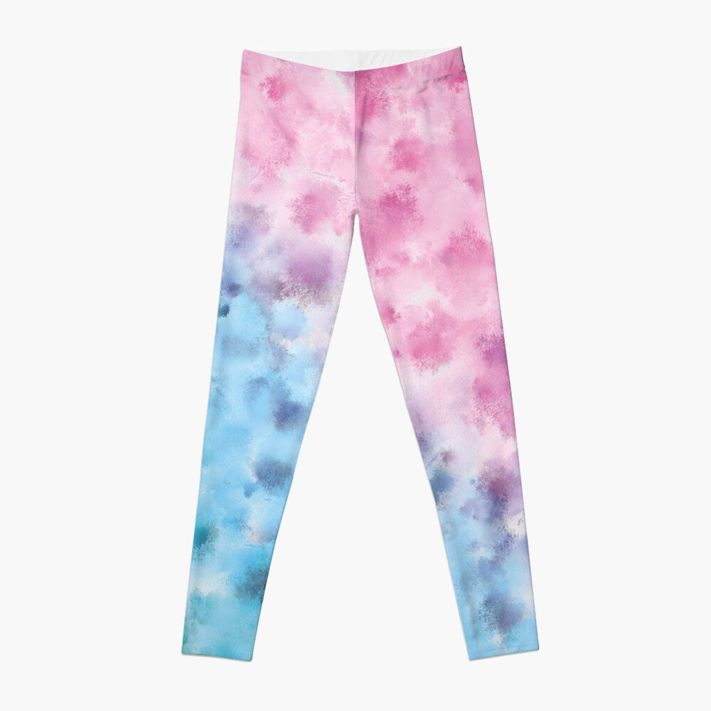 Colorful watercolor painting Leggings  https://www.redbubble.com/people/ghazal-art/works/41820995-colorful-watercolor-painting?p=leggings&asc=u… . . . #leggings #pants #clothes #girls #girly #pink #blue #colorful #watercolorpainting