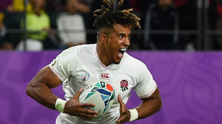 test Twitter Media - REPORT - Clinical England march into semi-finals 🏉  England 🏴󠁧󠁢󠁥󠁮󠁧󠁿 booked a first Rugby World Cup 🏆 semi-final place for 12 years, courtesy of a hard-fought a 40-16 win over Australia 🇦🇺 in Oita.  👉 More here: https://t.co/Vjiyyl1mRW https://t.co/tNu2nFGobP