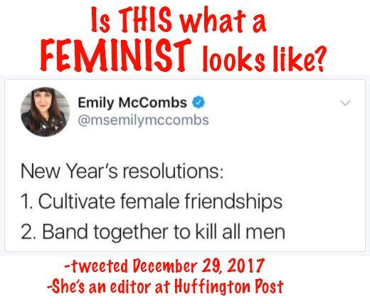 It's not #hyperbole; it's hateful rhetoric that damages impressionable minds.  #feminism #love #bully  @msemilymccombs  @huffpost  @huffpostwomen   #huffpost  @GoatApocalypse   #huffpostwomen #feminist #MeToo #women #men #gender #equality #truth #philosophy #psychology