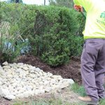 Image for the Tweet beginning: Erosion control is vital to