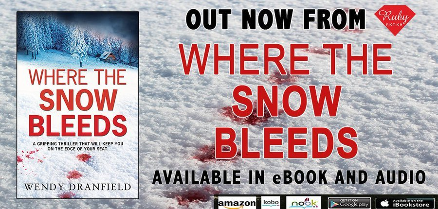 """On #sale at 99p/¢ on #Kindle & #Kobo.  Two missing girls. One remote ski resort.  """"People come for a dream vacation but they end up leaving with nightmares. That's if they leave at all...""""  Amazon:  http:// viewbook.at/WhereTheSnowBl eeds  …   #weekendreads #crimefiction #thrillers #books #horror<br>http://pic.twitter.com/CyQbWeNyka"""