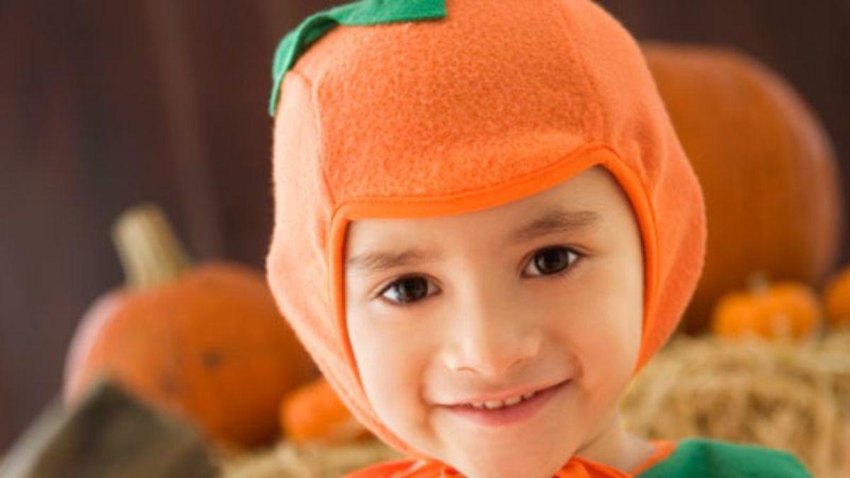 Biggest Mistake Of Life Dressed Up As Pumpkin https://trib.al/zRffEOU
