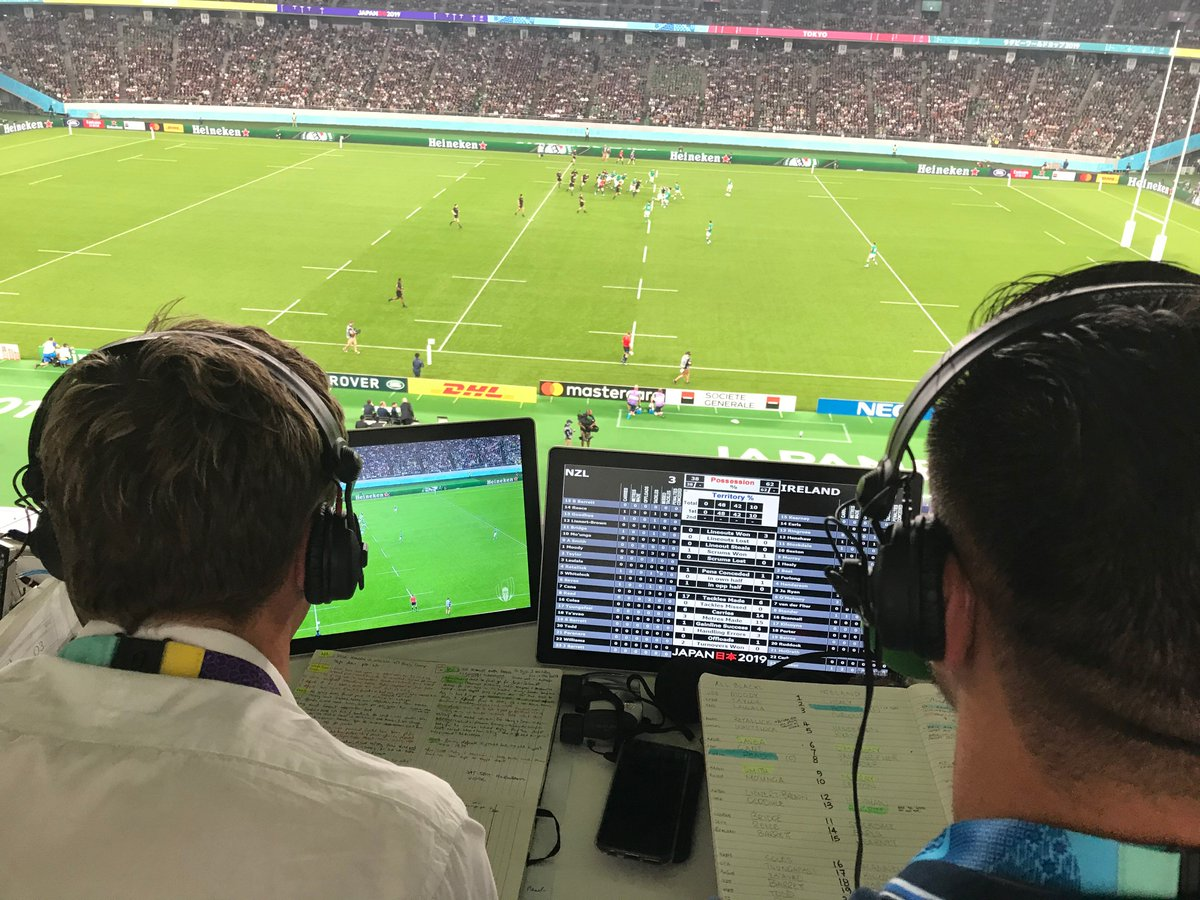 test Twitter Media - Follow #NZLvIRE LIVE with Rugby World Cup radio featuring James Burridge and two-time @allblacks #WebbEllisCup winner Keven Mealamu   https://t.co/lFk2UvMXPX https://t.co/QCsMoYsC2U