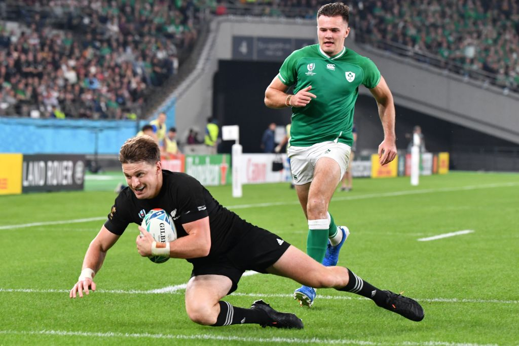 test Twitter Media - HT: New Zealand 22-0 Ireland.  The @AllBlacks have been relentless with and without the ball... and have a deserved lead to show for it.  Live @5liveSport commentary 👉 https://t.co/9PS1RdC16g  #bbcrugby #NZLvIRE #RWC2019 https://t.co/55MpW9vBLe