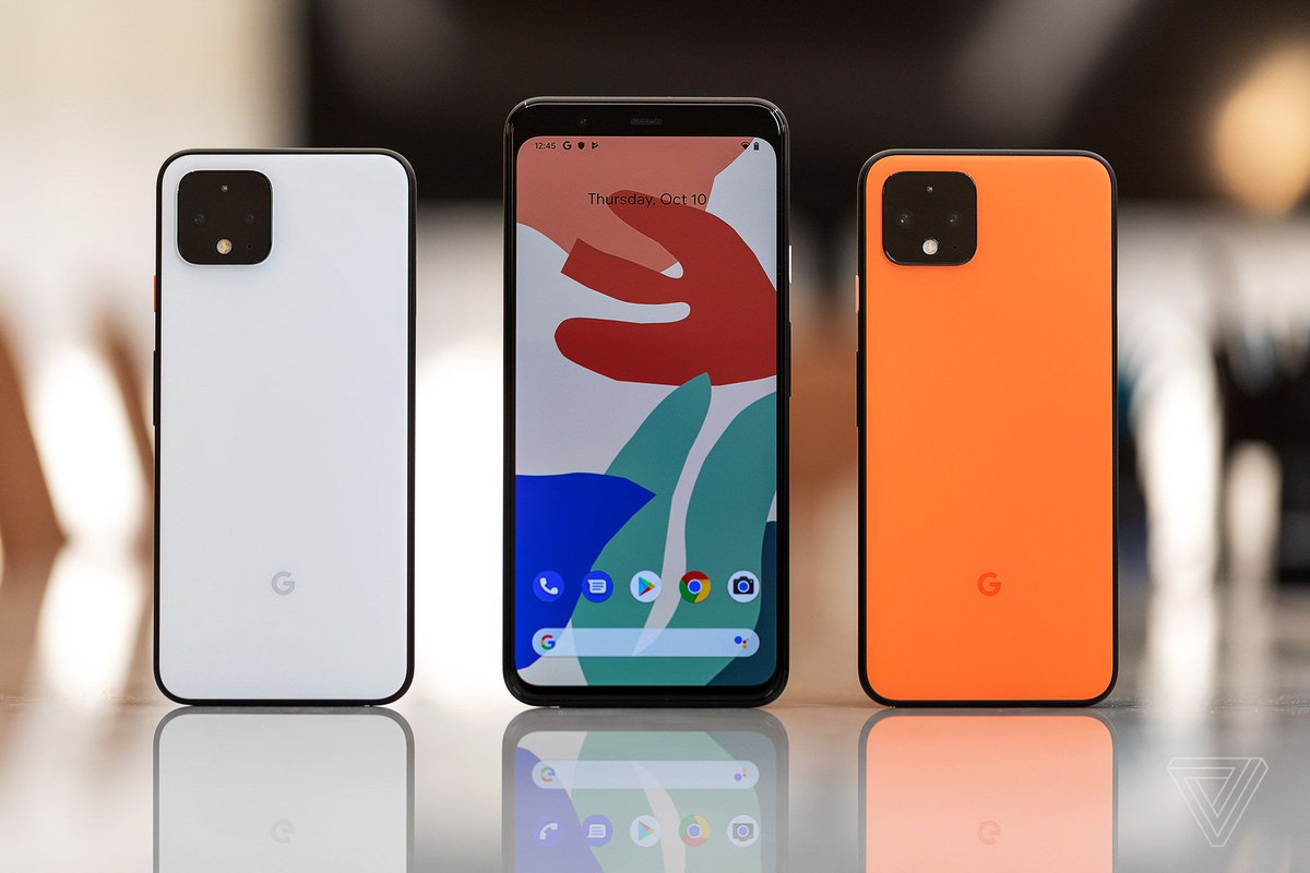 Google Pixel 4 and 4 XL hands-on: this time, it's not about the camera