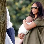 Image for the Tweet beginning: Meghan Markle opens up about
