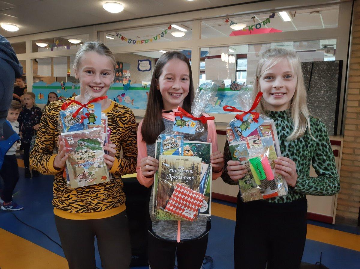 Image for the Tweet beginning: Feestdag (3): de Christelijke kinderboekenmaand