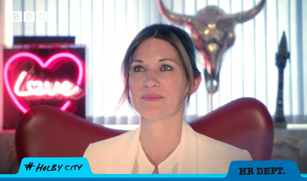 Don't miss tomorrow's #HolbyCity - a 20th anniversary special where you'll see some familiar faces. It has echoes of past stylistic episodes - who remembers Elliot's wonderful life or Maddy Young's demise?
